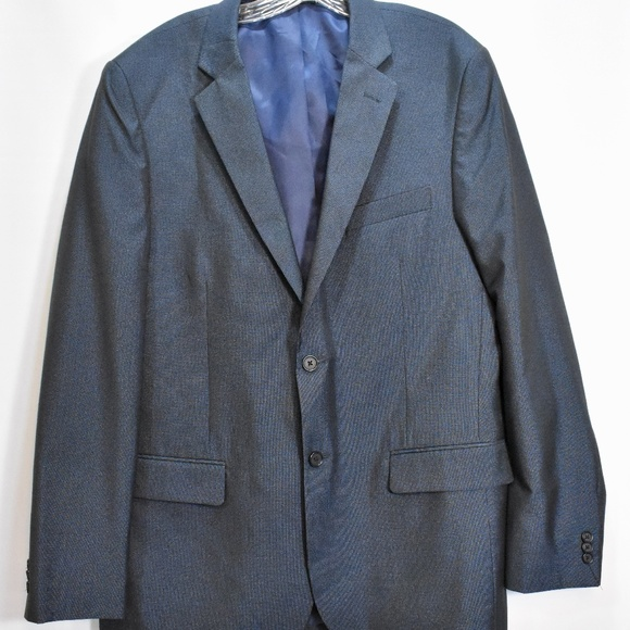 Nautica Other - Nautica Blue Blazer Sport Coat Jacket 42L